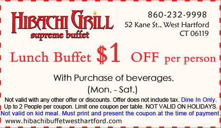 photo regarding Hibachi Grill Supreme Buffet Coupons Printable known as Hibachi Grill ultimate buffet