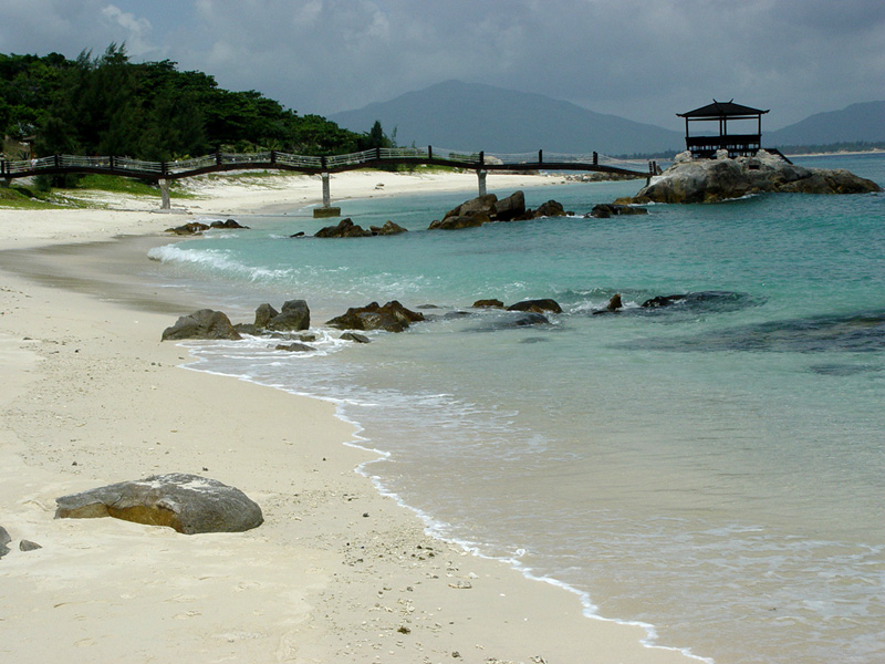 Tropical Seashore Scenic Zone of Sanya City5