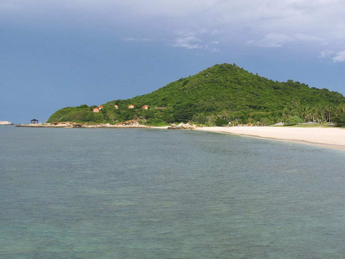 Tropical Seashore Scenic Zone of Sanya City6