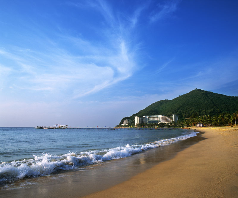 Tropical Seashore Scenic Zone of Sanya City8