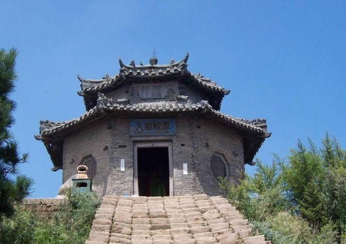 Zhongyue Mountain Songshan Scenic Area10