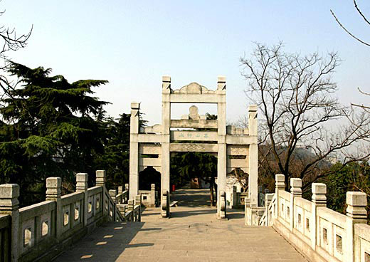 the Three Kingdoms Castle on the Tortoise Hill3