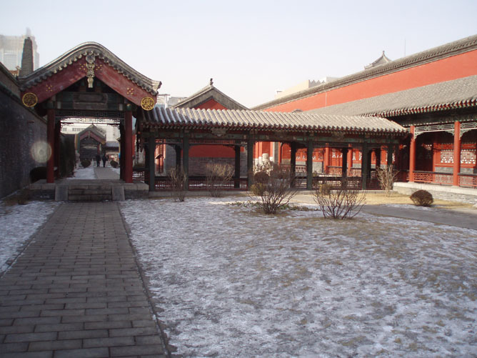 the Imperial Palace of the Qing Dynasty in Shenyang7
