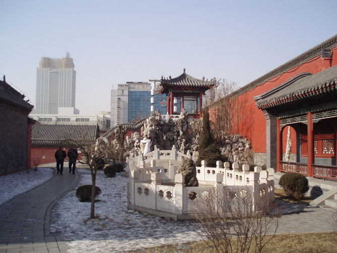 the Imperial Palace of the Qing Dynasty in Shenyang9