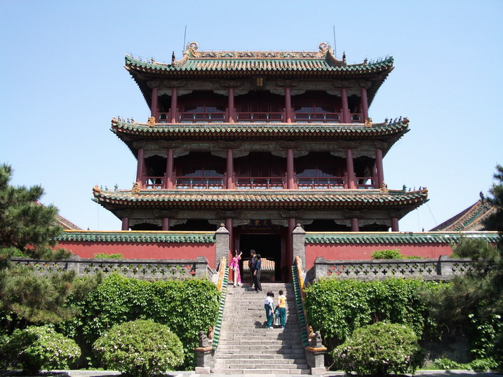 the Imperial Palace of the Qing Dynasty in Shenyang10
