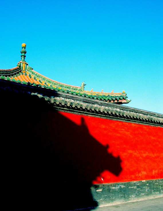 the Imperial Palace of the Qing Dynasty in Shenyang13