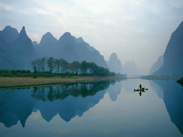 Travel to Guilin
