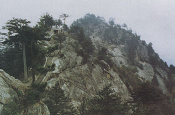 Mountain North Wudang Scenery Area1