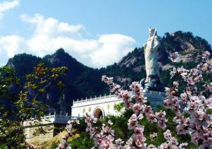 Mountain North Wudang Scenery Area3