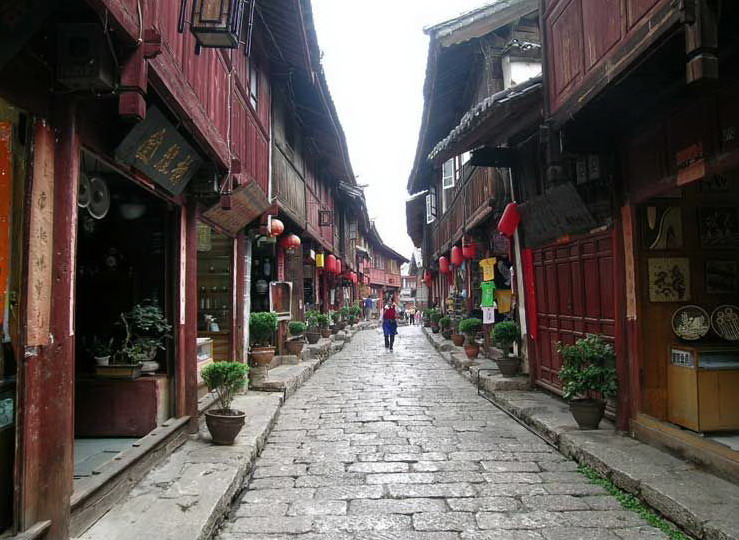 Old Town of Lijiang7
