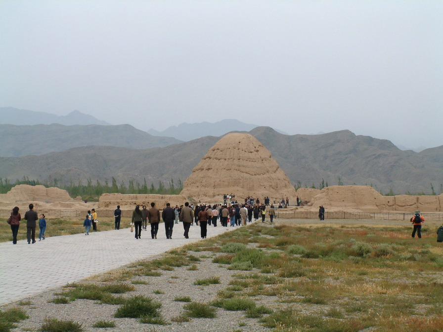 Imperial Mausoleums of the Western Xia Dynasty9