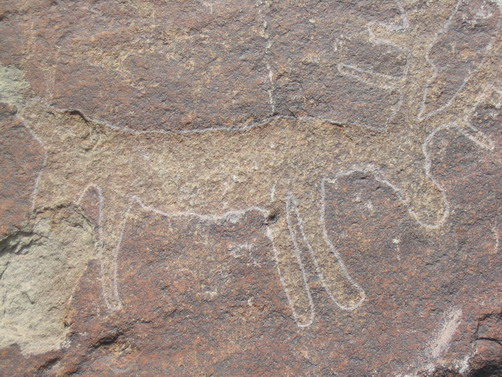 Mountain Helan Rock Art8