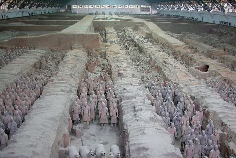 photo of Museum of Qin Terra-cotta Warriors and Horses