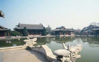 photo of Huaqing Hot Springs