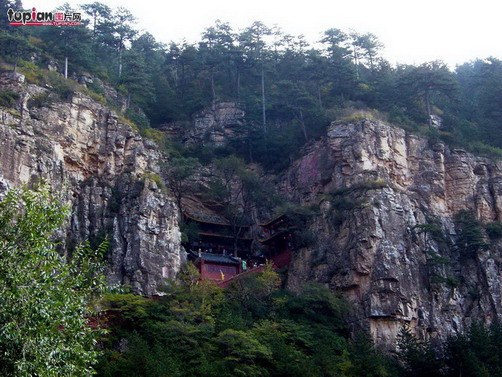 Mountain Hengshan5
