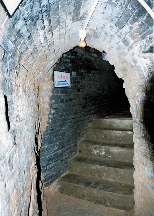 photo of Zhangfang Ancient Battle Tunnel