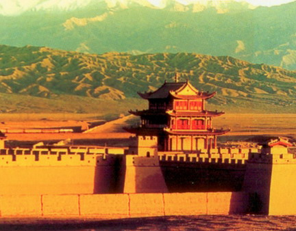 The Cultural Scenic Zone of JiaYuGuan Pass7