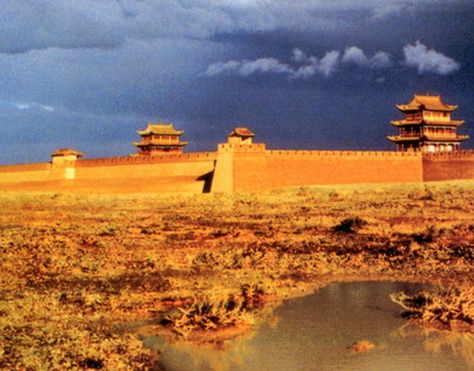 The Cultural Scenic Zone of JiaYuGuan Pass10