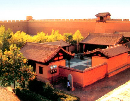 The Cultural Scenic Zone of JiaYuGuan Pass12