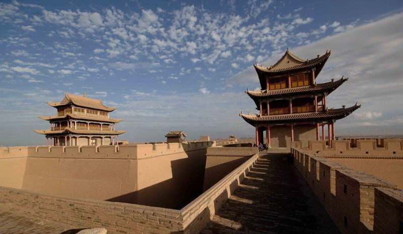 The Cultural Scenic Zone of JiaYuGuan Pass13