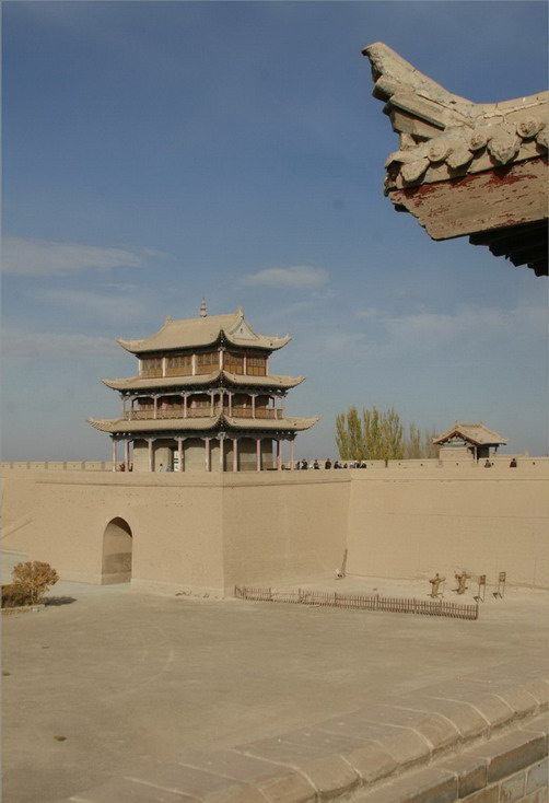 The Cultural Scenic Zone of JiaYuGuan Pass14