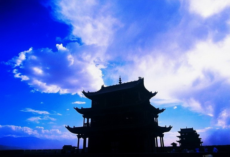 The Cultural Scenic Zone of JiaYuGuan Pass16
