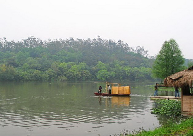 Liangfengjiang National Forest Park15