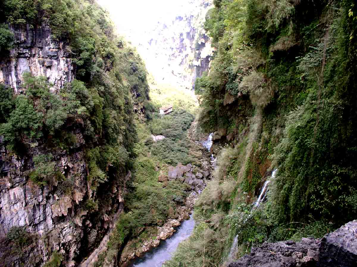 Malinghe Canyon Scenic Area13