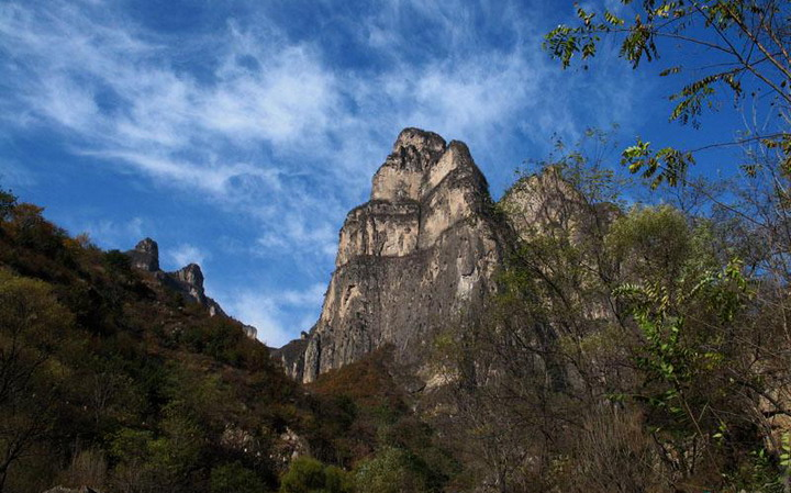 Taihang Great Valley Scenic Area9