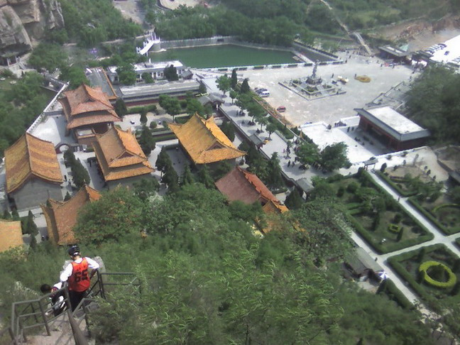 Mountain Yunmeng Scenic Area10