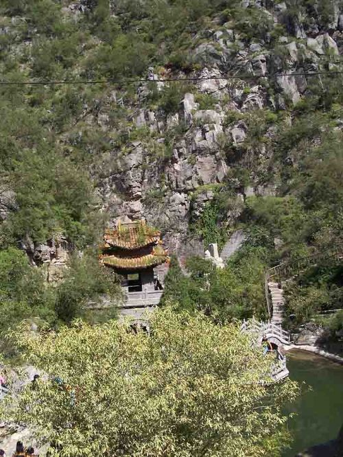 Mountain Yunmeng Scenic Area11