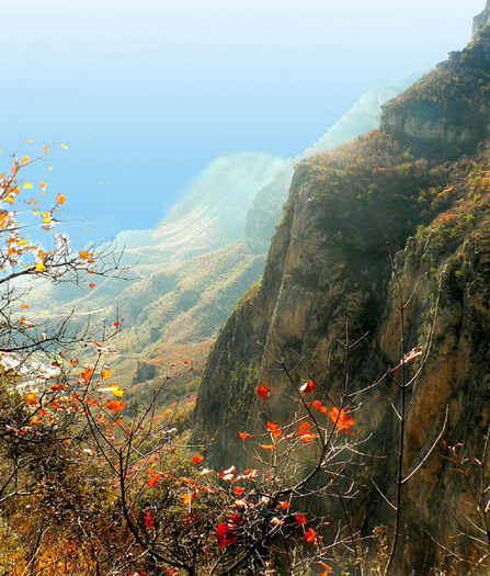 Mountain Yunmeng Scenic Area13