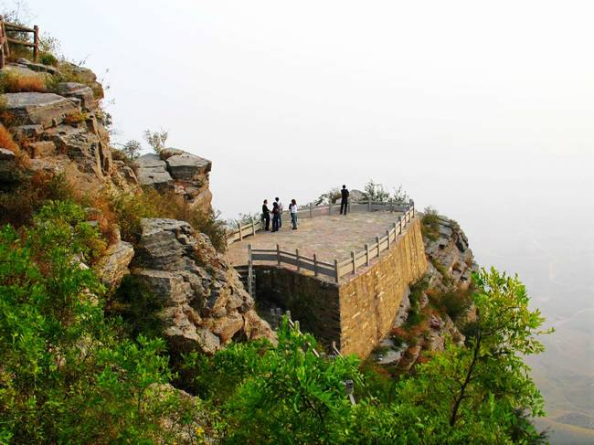Mountain Yunmeng Scenic Area14