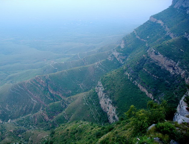 Mountain Yunmeng Scenic Area16
