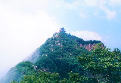 Mountain Wangwu Scenic Area15