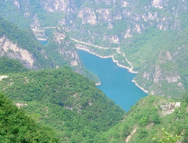 Fenglin Canyon Scenic Area13