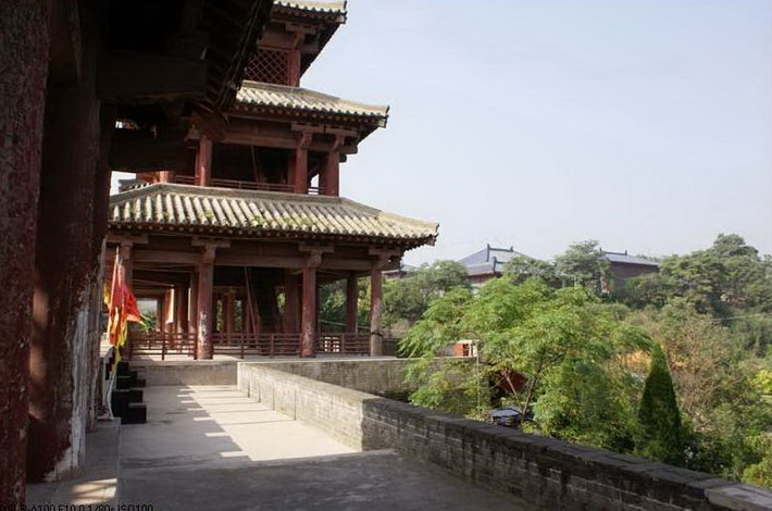 Hanguguan Pass Ancient Culture Tourism Area7