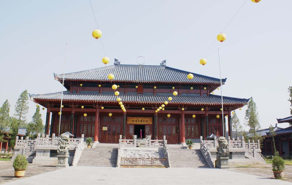 Hanguguan Pass Ancient Culture Tourism Area10