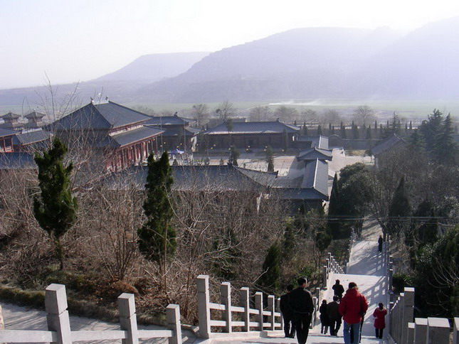 Hanguguan Pass Ancient Culture Tourism Area13