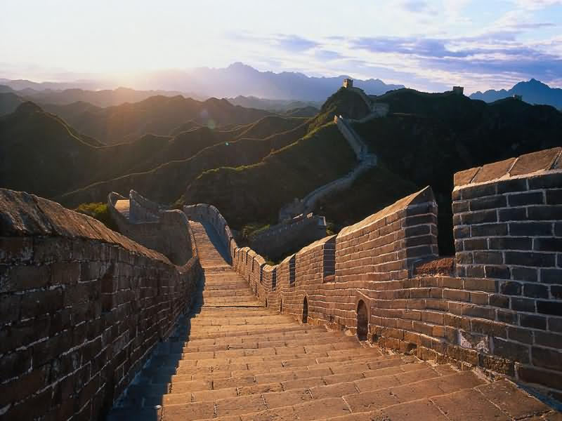 photo of Badaling Section of the Great Wall3