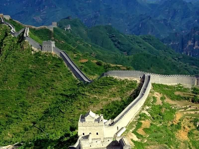 photo of Badaling Section of the Great Wall2