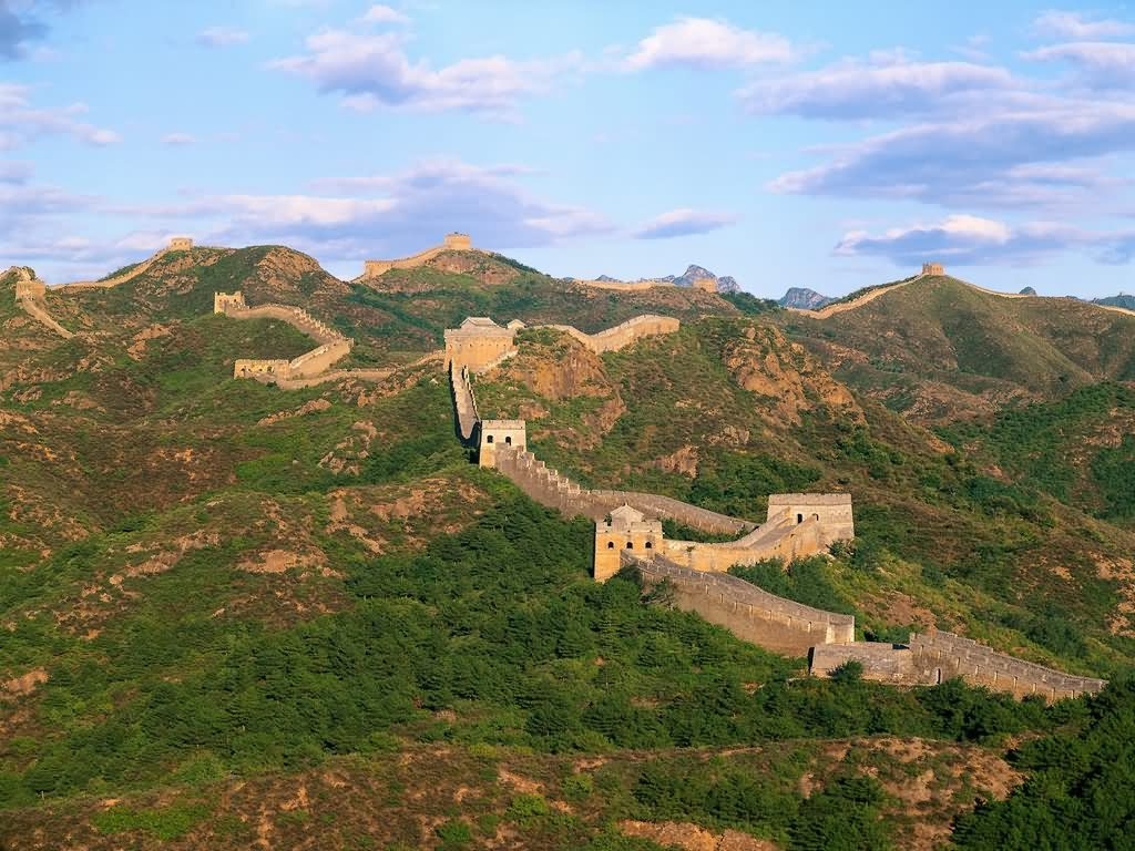 Badaling Section of the Great Wall8