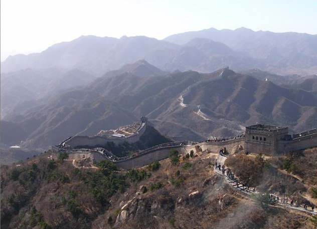 Badaling Section of the Great Wall14