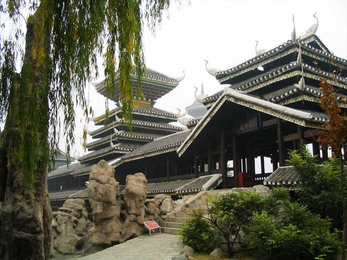 Chinese Ethnic Culture Park13