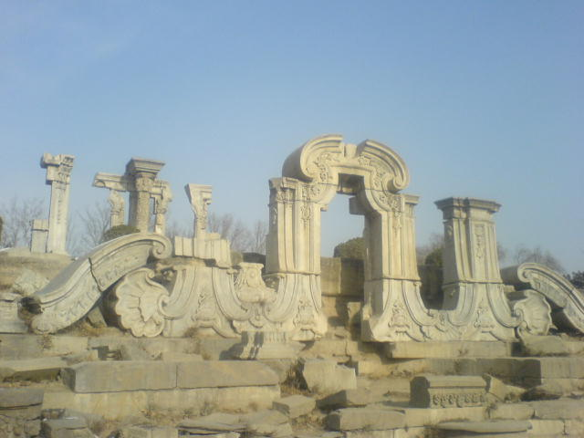 photo of Ruins of Winter Palace