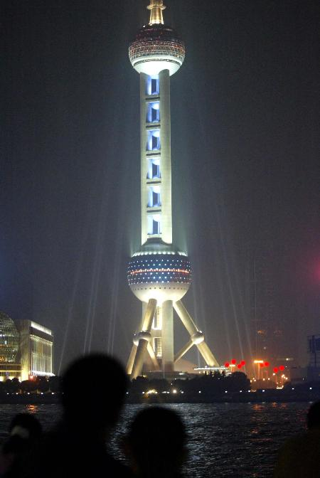 The orient Pearl TV Tower6