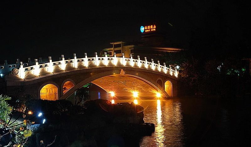 Rong Stream Bridge2