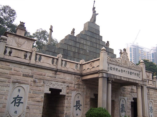 The Cemetery of Huanghuagang 72 Martyrs6