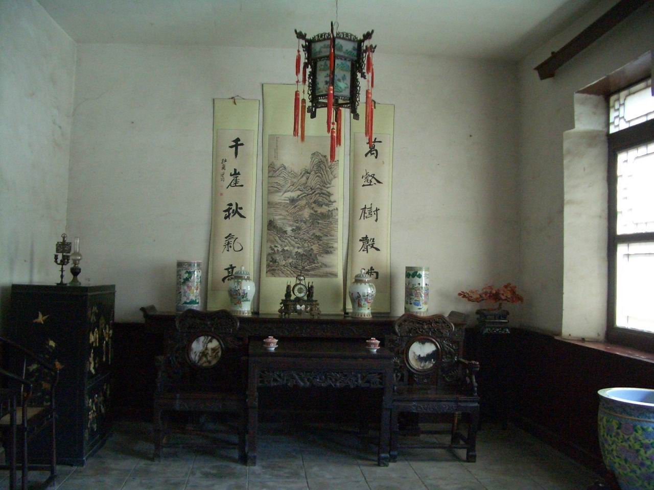 The dwelling of Shi Family17