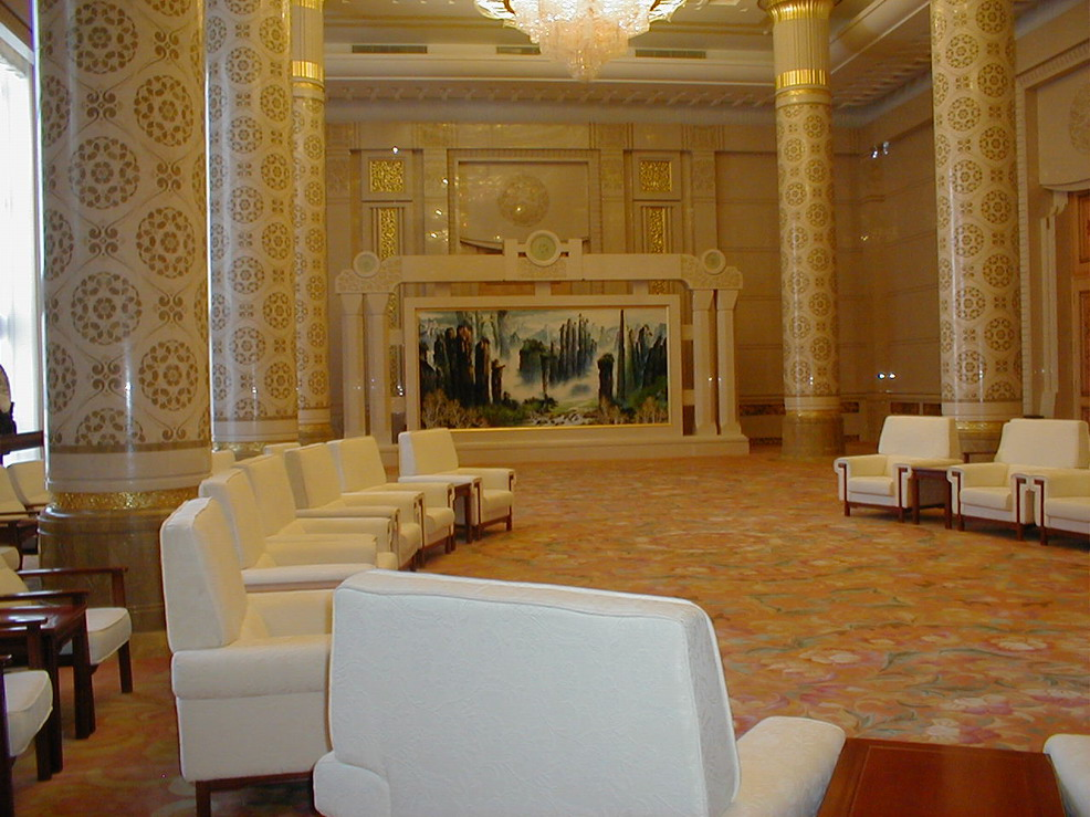 the Great Hall of the People7